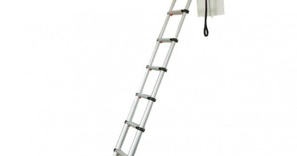 Abru Telesteps Fixed Loft Ladders